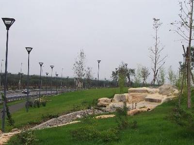 Bari Airport Park