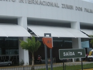 Maceio Zumbi dos Palmares Aeropuerto Internacional