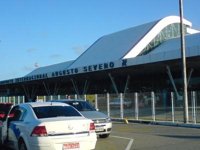 Aeroporto  Augusto  Severo