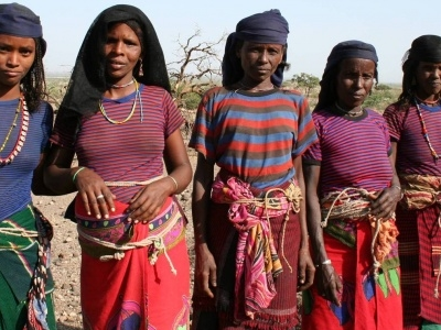 Afar Peoples & Rift Valley