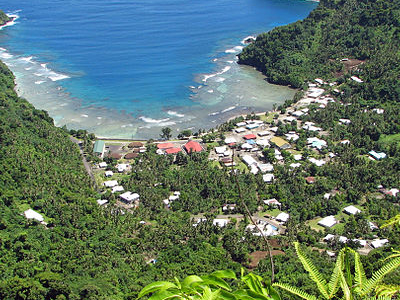 Afono Village - Samoa Islands
