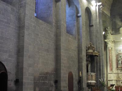 Agde  St  Etienne  Interior