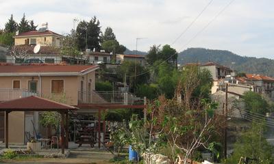Agios Mamas Village