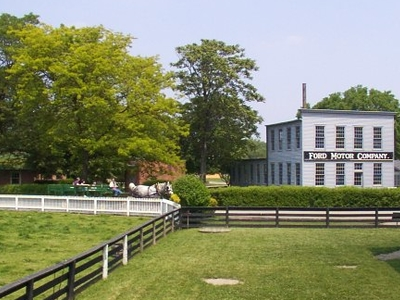 A Glimpse Of Greenfield Village