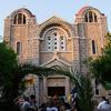 The Church Of Agia Marina