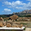 Agrigento From Valley Of The Temples - Sicily
