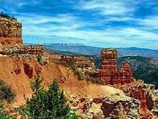 Agua Canyon Overlook