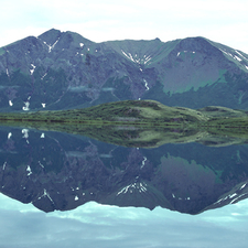 Ahklun Mountains