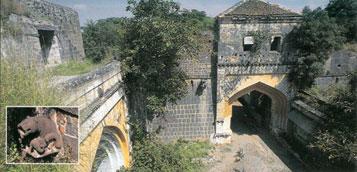 Ahmadnagar Fort