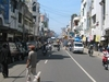 Ahmad Yani Road In Sukabumi