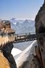 Aiguille Du Midi - Mont Blanc Massif View