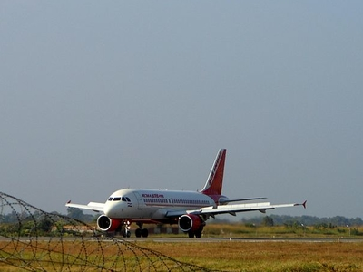 Air India  Runway