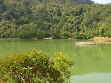 Air Itam Dam - View