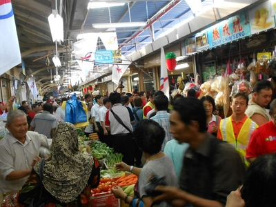 Air Itam Wet Market