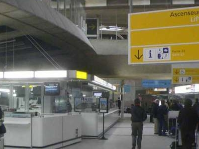 Terminal 1 Old Check In