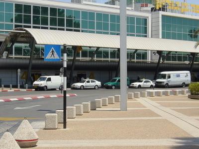 Airport  Tel  Aviv  Bengurion