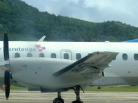Rarotonga Intl. Aeroporto