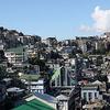 Aizawl-Aerial View