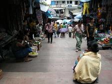 Aizawl Bazar Zion Street