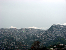 Aizawl-Hill City
