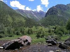 Ala-Archa National Park - Alamudun Kyrgyzstan