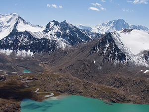 Country Of Tien-Shan (Terskey Ala-Too) - Kyrgyzstan Photos