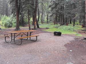 Campground Alamosa