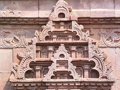 Alampur Temple Caved