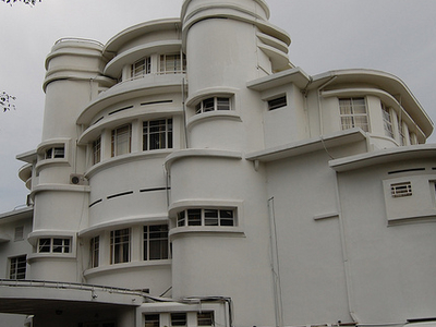 A Landmark Of Art Deco