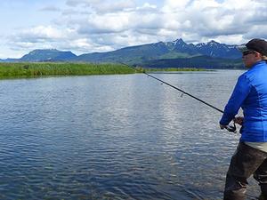 Alaska Fishing Trip Photos
