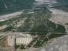 Alaska Pipeline Route Near  Valdez  River