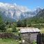 Albania's Mountain Landscape