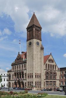 Albany N Y City Hall