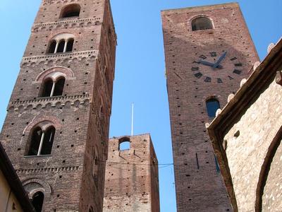 Towers Of Albenga