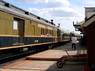 Alberta Prairie Railway