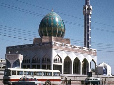 Albunneya Moqsue Of Baghdad