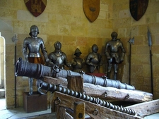Alcazar Canons - Spain Segovia