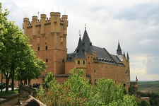 Alcazar Castle Segovia - Spain