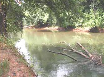 Alcovy River Georgia