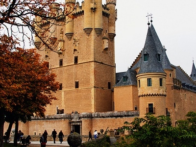 Alcázar De Segovia - Spain