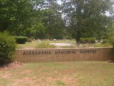 Alexandria Memorial Gardens Cemetery