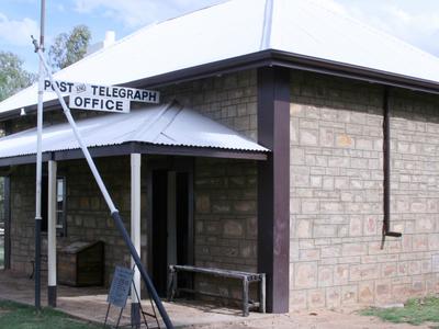 Alice Springs Telegraph