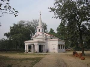 Christ Church In Naqvi Park