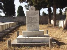 Aliyah Bet Ship Pancho Memorial
