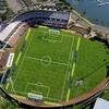 Al Lang Stadium - Aerial View