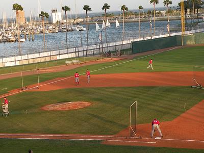 Al Lang Stadium & St. Pete Marina
