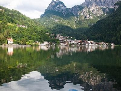 Alleghe - Monte Civetta - Dolomites