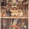 Allegory Of June, Triumph Of Mercury