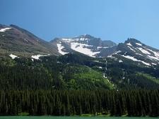 Allen Mountain - Glacier - USA