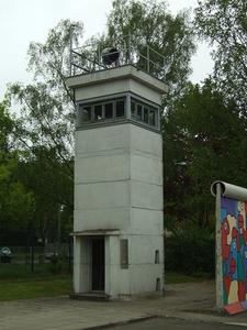 Allied Museum - GDR Watchtower